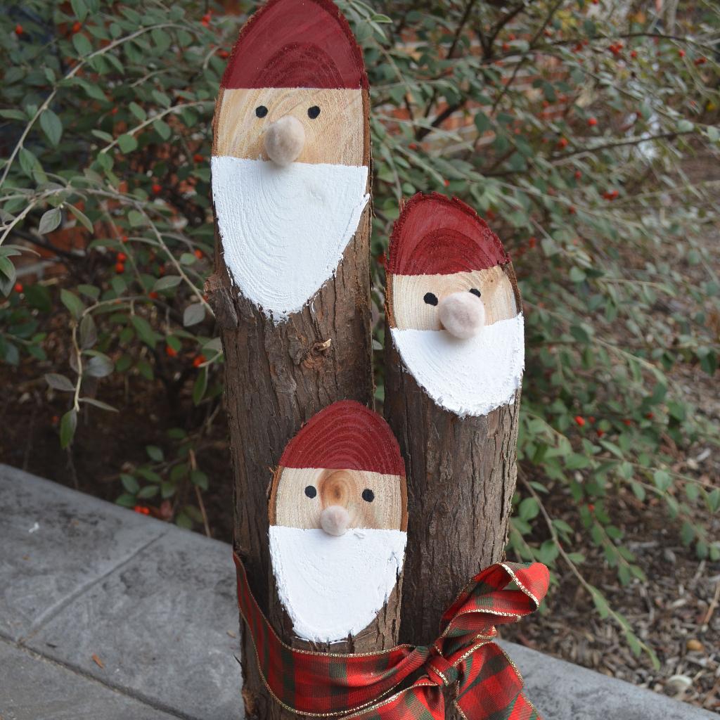 10 Ideas de decoración de Navidad al aire libre
