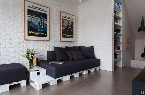 15+ Ideas de Paletas Asombrosos para su Interior