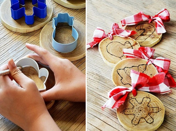 10+ Adornos de Navidad con Cortadores de Galletas