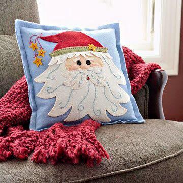 Santa Claus Patrones de Costura e Ideas