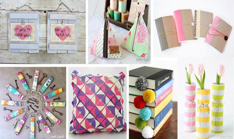 20 manualidades brillantes para fabricar y vender - Como vender manualidades desde casa ...