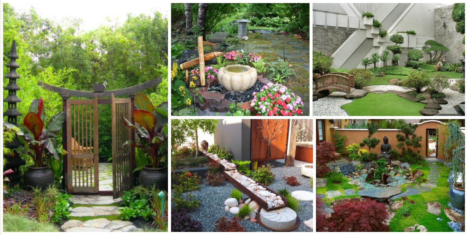 10+ Jardines Japoneses que harán Enamorarte