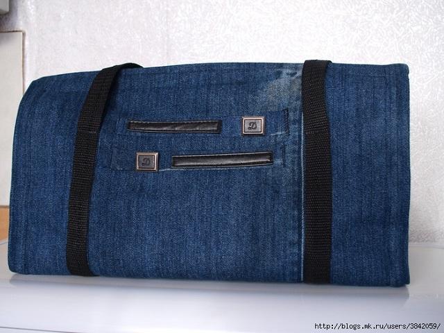 20+ Ideas para el Reciclaje de Jeans
