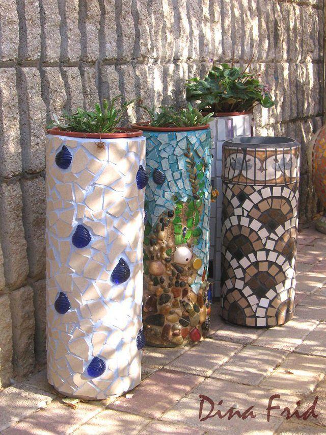 15+ Hermosos Y Sorprendentes DIY Mosaic Proyectos