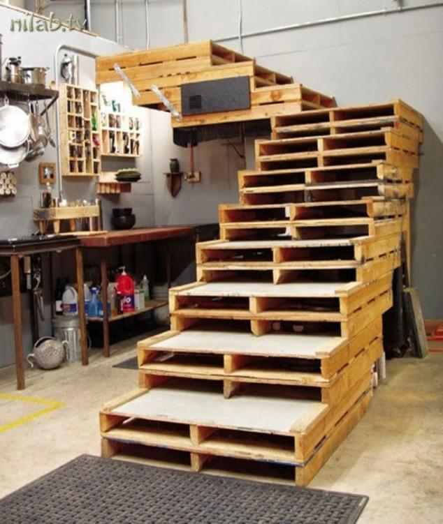15+ Ideas Creativas para Reciclar Palets de Madera