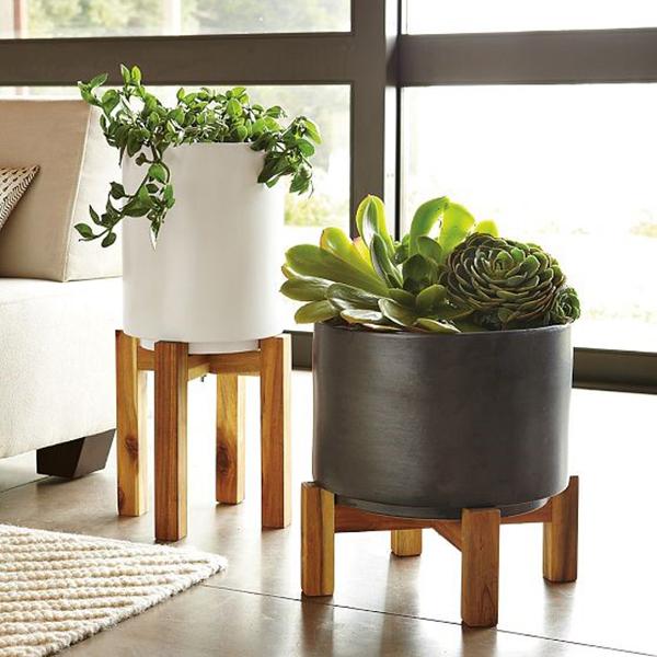 25+ Plantadores de Interior que Harán que Tu Casa se vea más Moderna