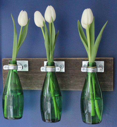 25+ Ideas Alucinantes Para Reciclar Botellas De Cristal