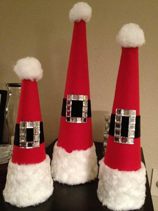 adornos navideos simples que quedes hacer tu mismo diy