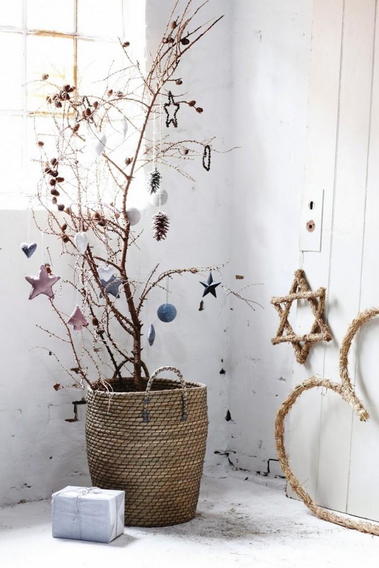 ideas ingeniosas para rboles de navidad
