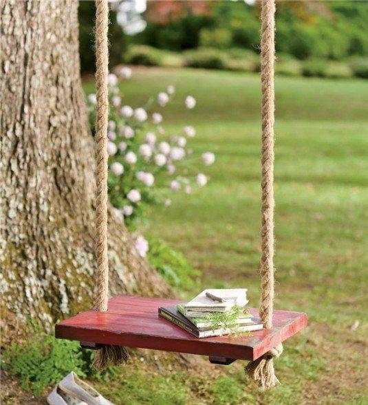 15+ Artesanias Estupendas con Cuerdas para tu Patio
