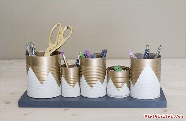 15+ Artesanias Estupendas con Latas De Aluminio