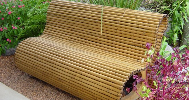 15+ Hermosas Ideas para Decorar con Bambú