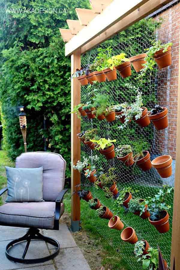 15 f ciles proyectos de bricolaje para tu jardin for Bricolaje de jardin
