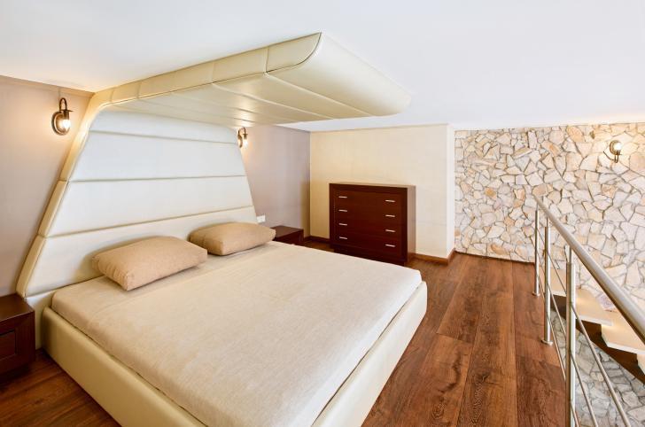 15 cabeceras para tu cama muy originales for Habitaciones originales para adultos