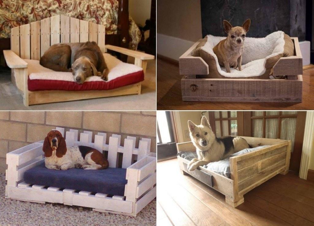 30+ Originales Y Creativas Camas Para Mascotas