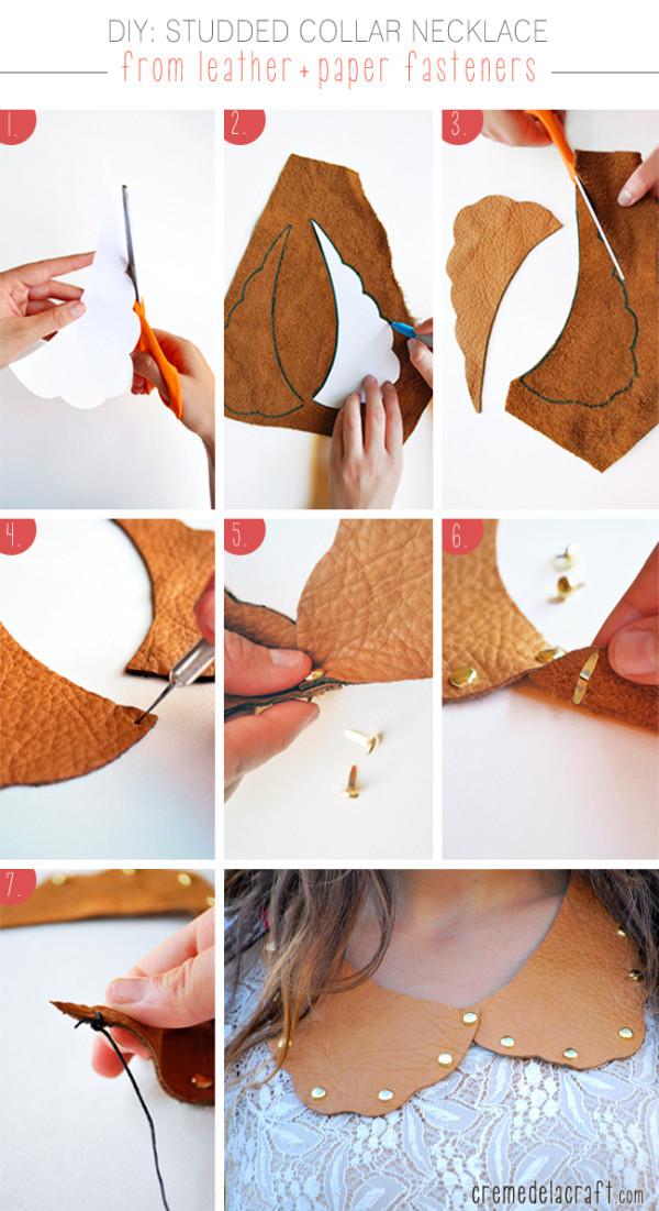 DIY Recicla Tus Collares Viejos