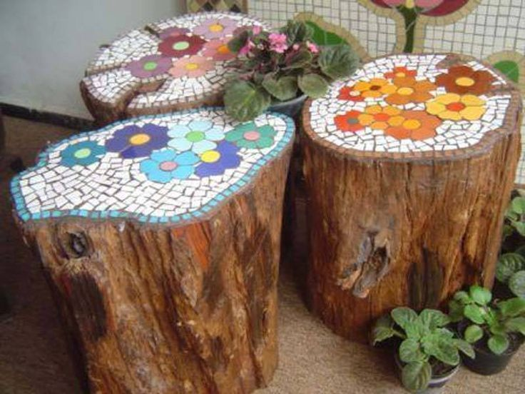 15+ Ideas Increíbles y Rústicas de Decoración con Troncos de Árboles