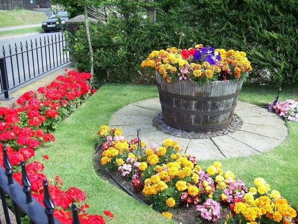 20+ Decoraciones Increíbles con Flores para su Jardín