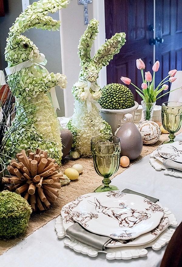 20+ Increíbles Decoraciones de Pascua de Resurrección