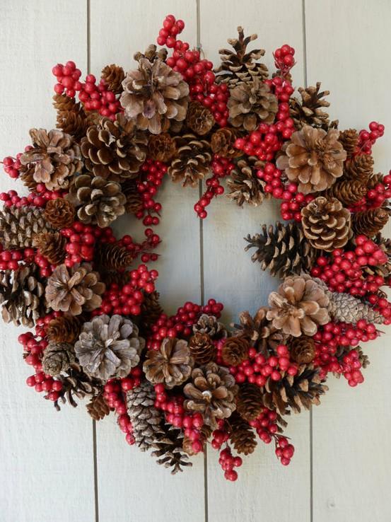 30+ Maravillosas Decoraciones de Navidad al Aire Libre