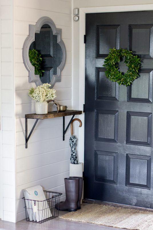 Estupendas Decoraciones para la Puerta de Entrada