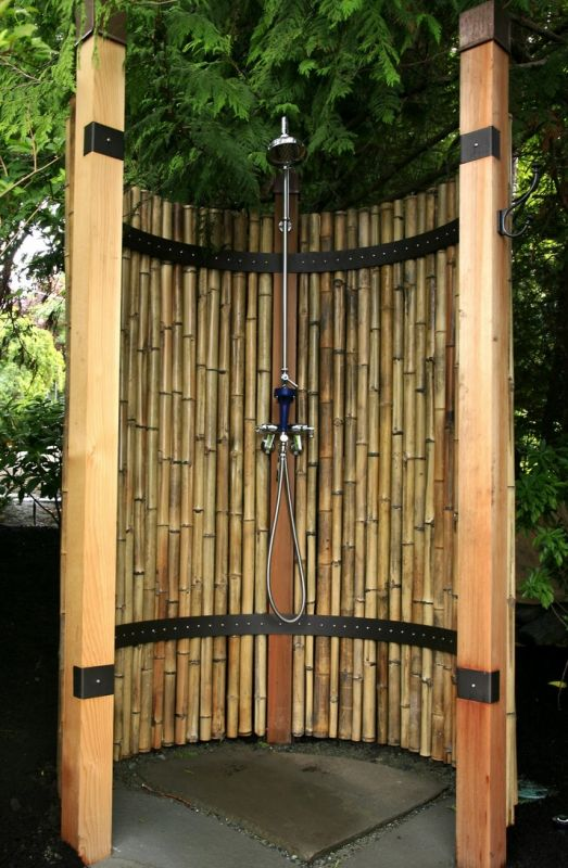 25+ Ideas Impresionantes para Decorar con Bambú