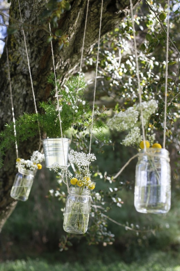 15+ Ideas Creativas para Reciclar y Decorar con Tarros de Cristal