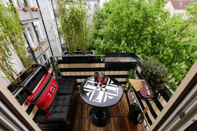 15+ Maravillosas Ideas para Decorar el Balcón de tu Casa