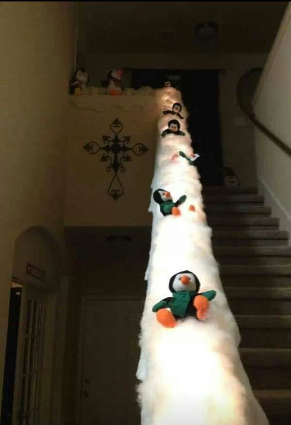 15+ Divertidas y Originales Maneras de Decorar en Navidad