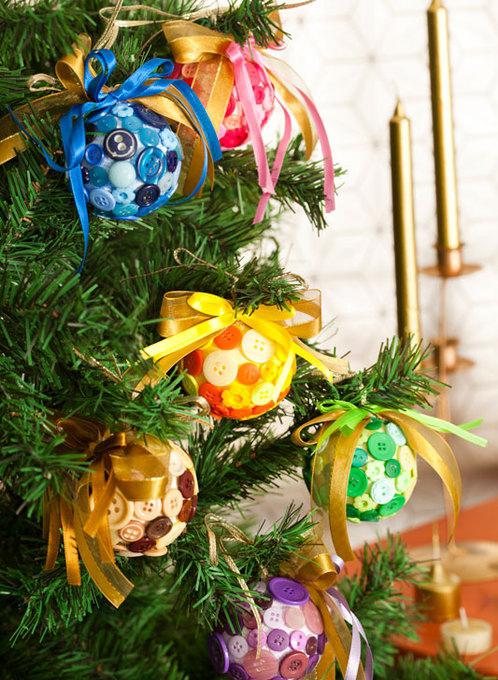 14 Manualidades y Adornos para Navidad