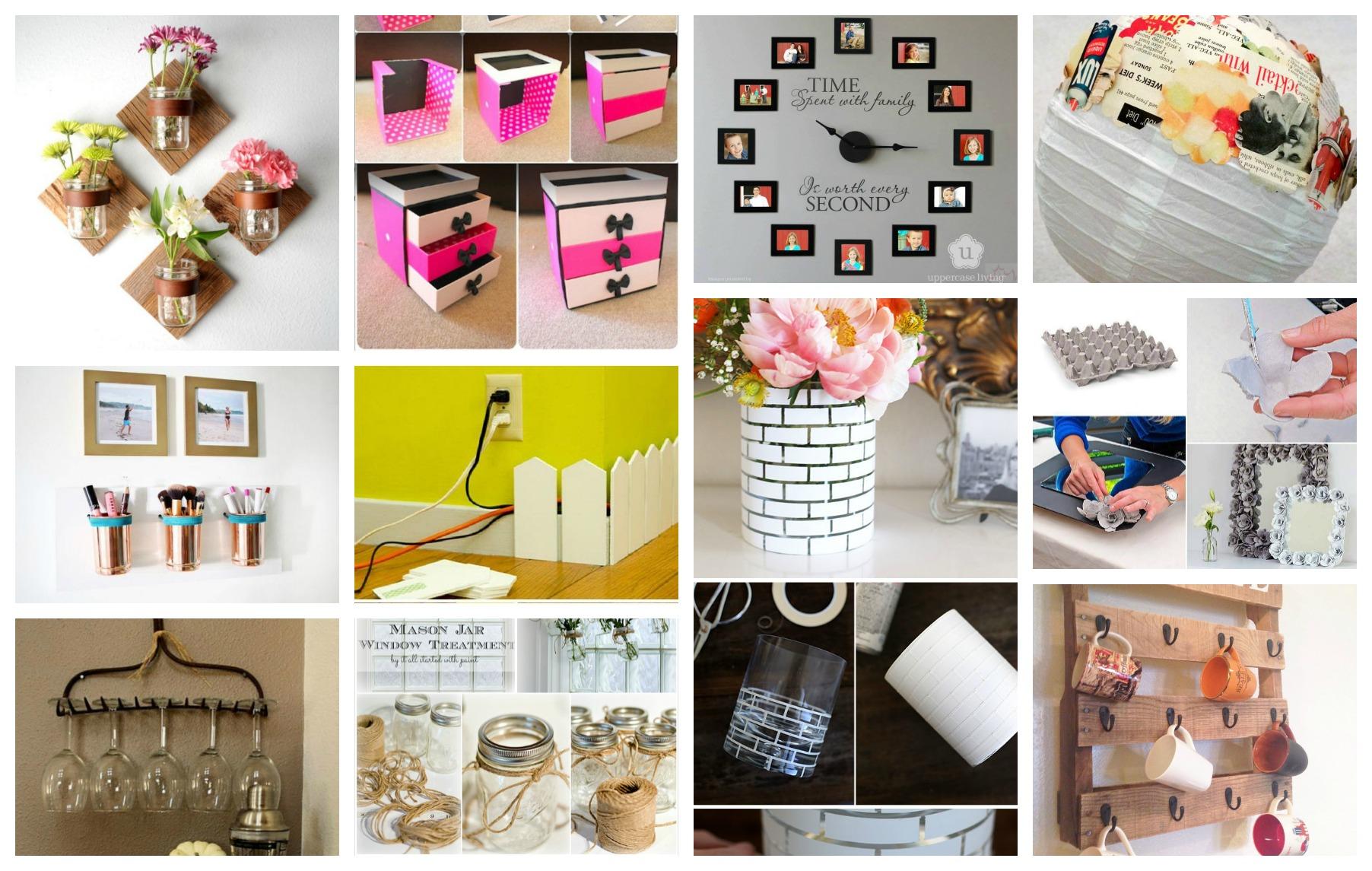 15 hermosas decoraciones para tu hogar que te van a encantar - Decoraciones para hogar ...