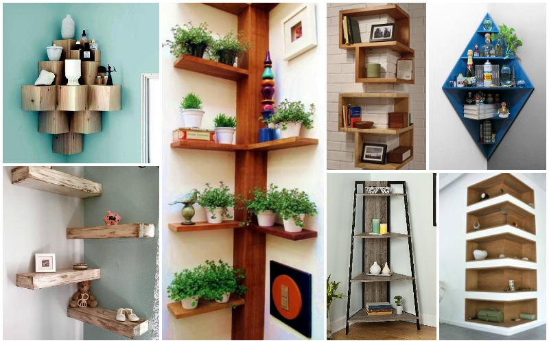 15 ideas brutales para decorar una pared de esquina muy - Decorar una pared ...