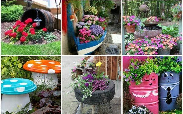 25 ideas para jardines bellos - Ideas de jardines ...