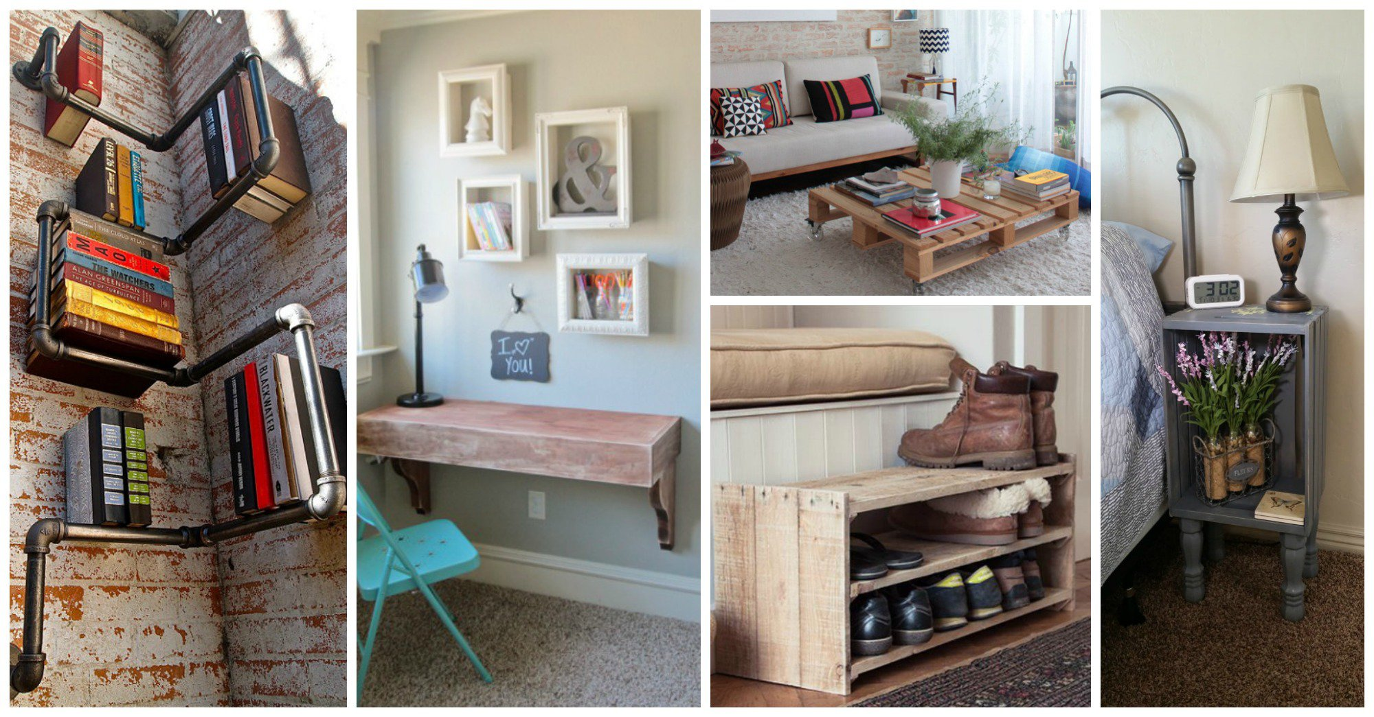 15 ideas creativas para reciclar y decorar - Reciclar para decorar ...