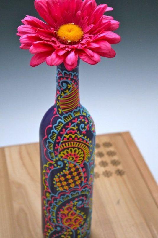 15+ Maravillosos Floreros DIY