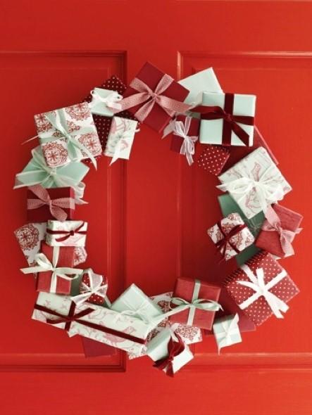 11 ideas fáciles para Guirnaldas de Navidad