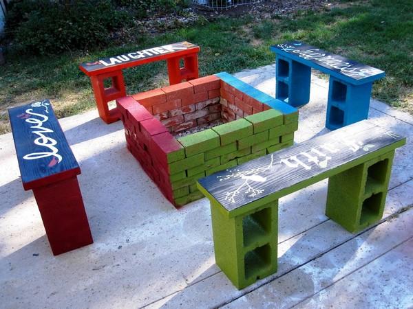 15+ Estupendas Ideas de Reciclaje y Manualidades para el Jardín