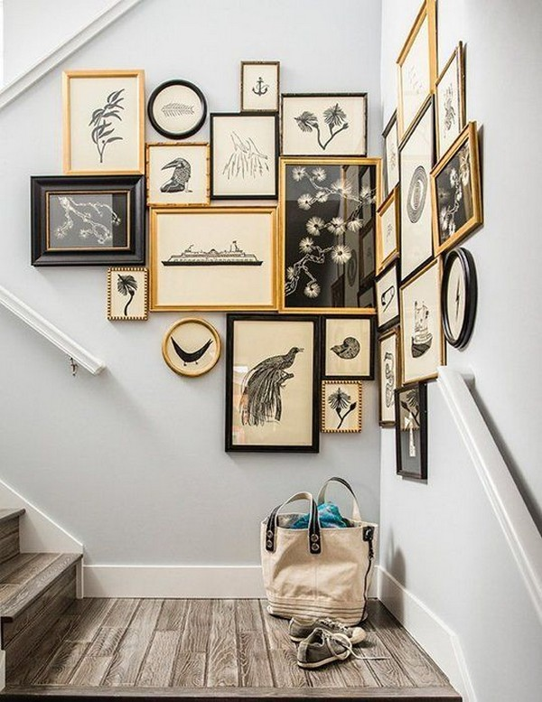 15+ Fascinantes Ideas para Decorar Pared de Esquina