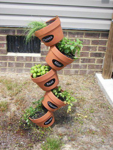 20 ideas lindas originales y baratas para tu jard n - Decorar jardin barato ...
