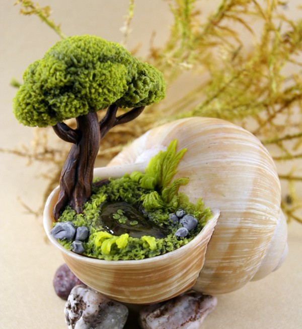 15+ Ideas Originales para Crear un Jardín de Hadas