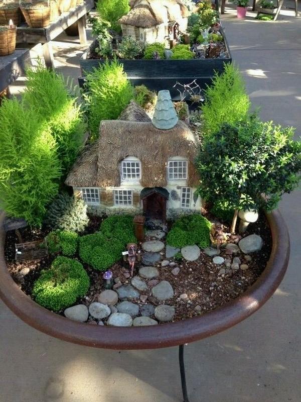 15 ideas originales para crear un jard n de hadas - Ideas originales jardin ...