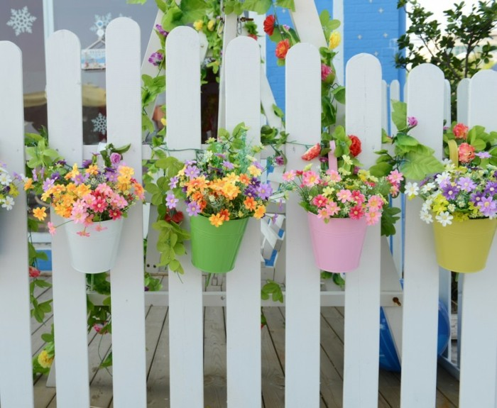 15+ Ideas Únicas para Decorar el Jardin