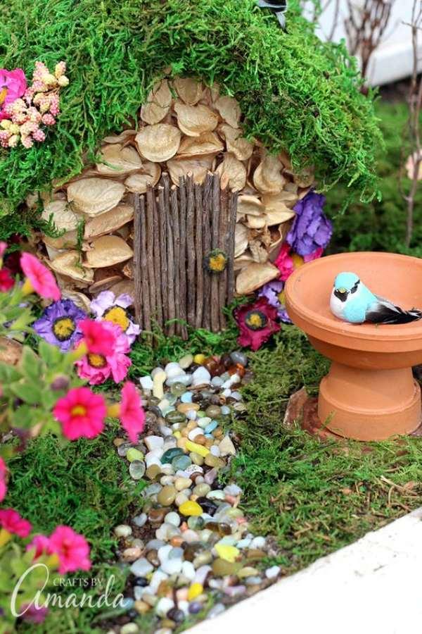 12 ideas originales para crear un jard n de hadas - Ideas originales jardin ...