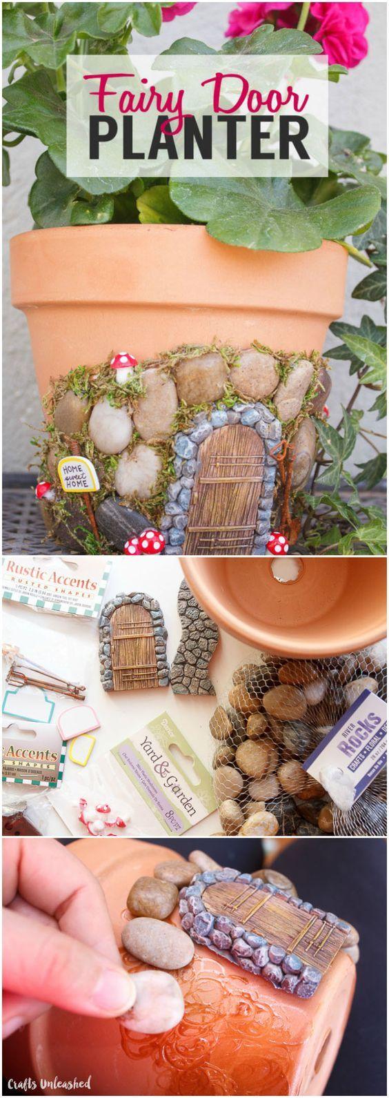12+ Ideas Originales para crear un Jardín de Hadas