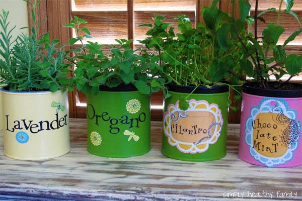 15+ Ideas Sorprendentes para Tu Jardín de Hierbas