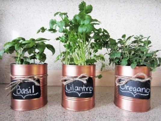 Jardines Originales Para Embellecer Su Cocina