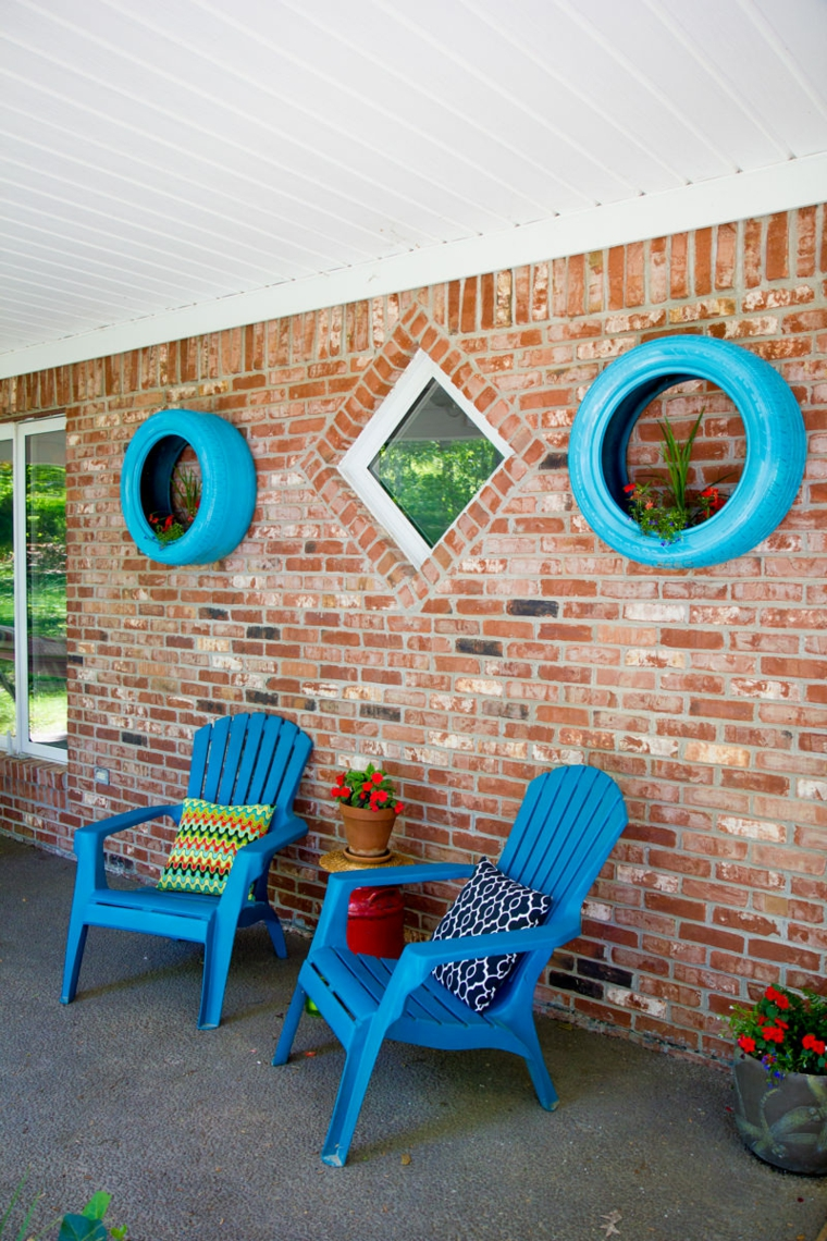 20+ Ideas Creativas Manualidades y Decoración del Jardín