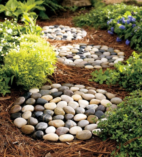 Brillantes Ideas para Hacer Artesanías con Piedras de Río