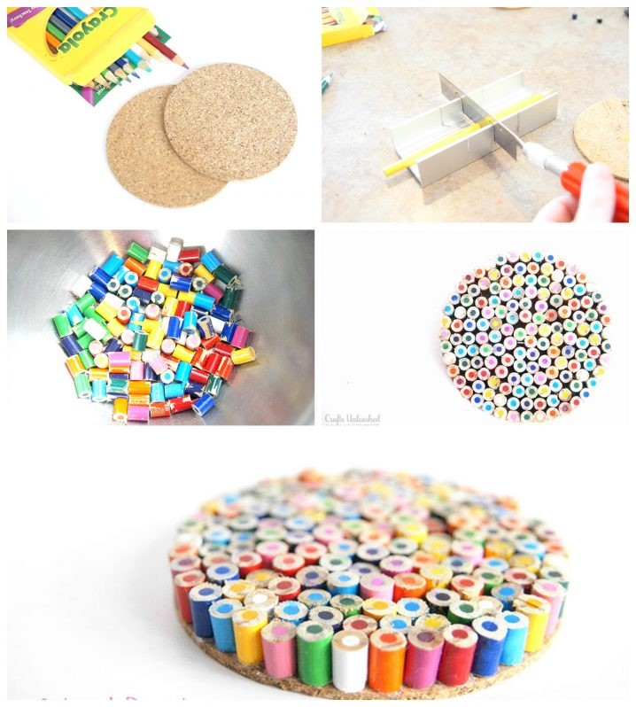 15 impressionantes manualidades reutilizando l pices de for How to make things to sell