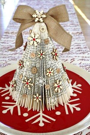 15+ Maravillosos Mini Árboles de Navidad Para Tu Hogar